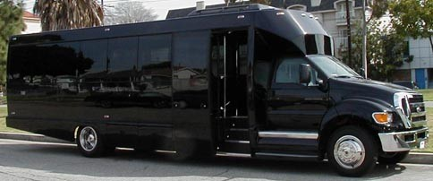 Tiffany's party limo bus variety